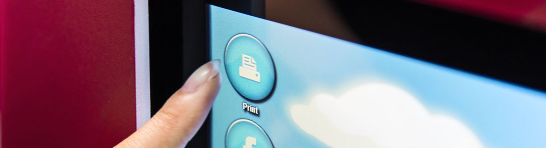Touch Screen 輕觸式屏幕